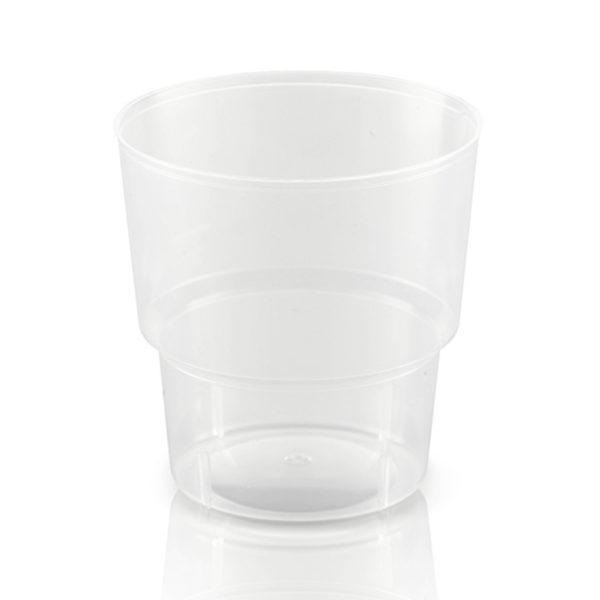Plastic Bubbles 250ml Cup