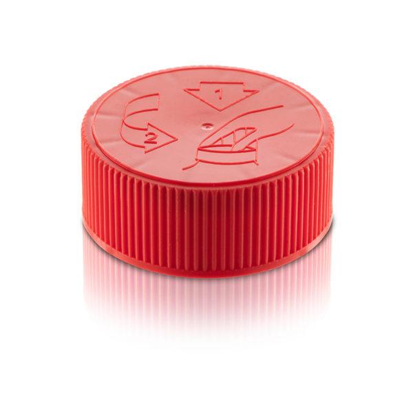 plastic bubbles caps closures and lids 38mm crc