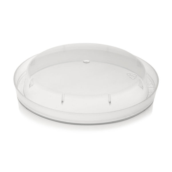 Plastic Bubbles Caps Closures And Lids 64mm Cone lid