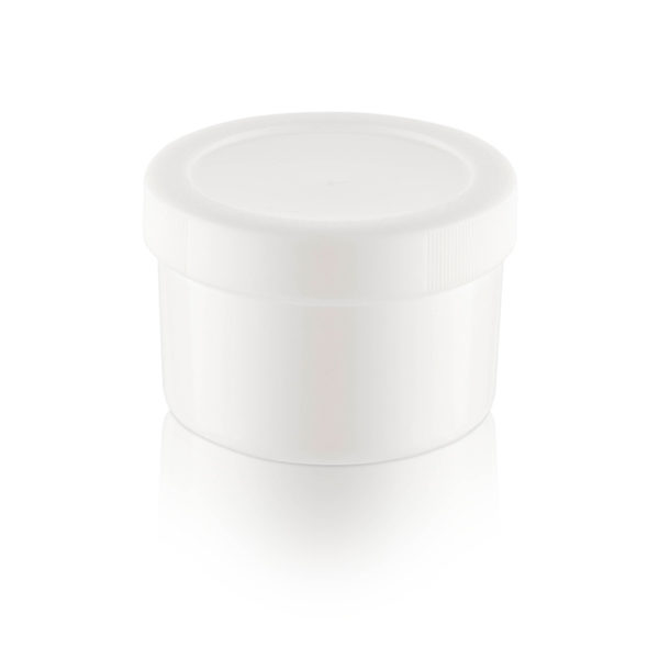 plastic bubbles containers tubs and lids 35ml