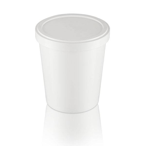 plastic bubbles containers tubs and lids 480ml tub 01