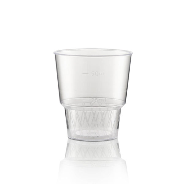 plastic bubbles drinking cups and stirrers 65ml liquor tumbler