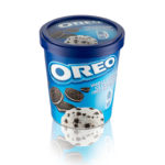 Plastic Bubbles Food And Nutrition 48ml Ice Cream tub and lid
