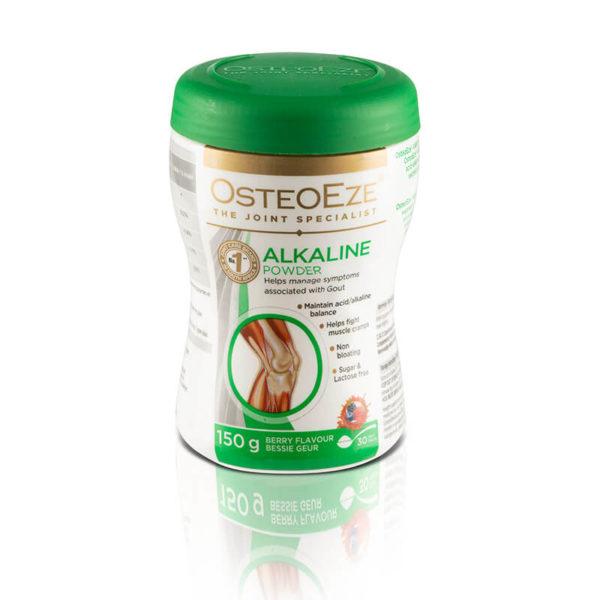 Plastic Bubbles Pharmaceutical 310ml OsteoEze Jar 1