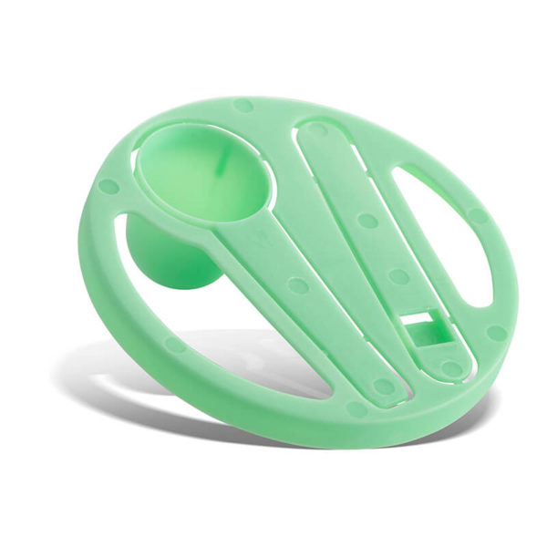 plastic bubbles scoops spoons and measuring cups 8.0ml Disc spoon 03