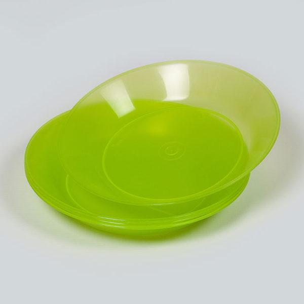 Plastic Bubbles Soup Bowl 2