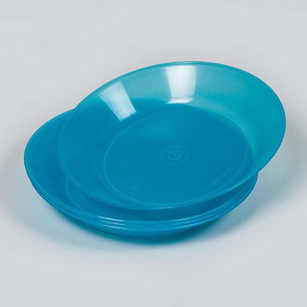 Plastic Bubbles Soup Bowl 3