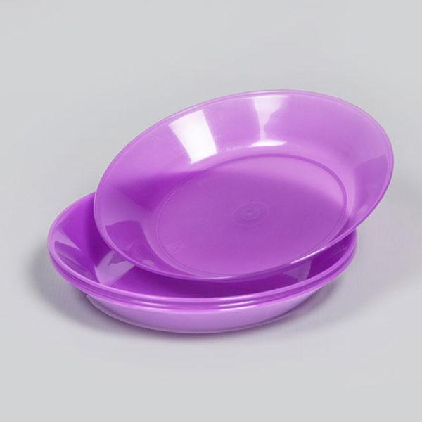 Plastic Bubbles Soup Bowl 4
