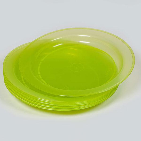 Plastic Bubbles Dinner2