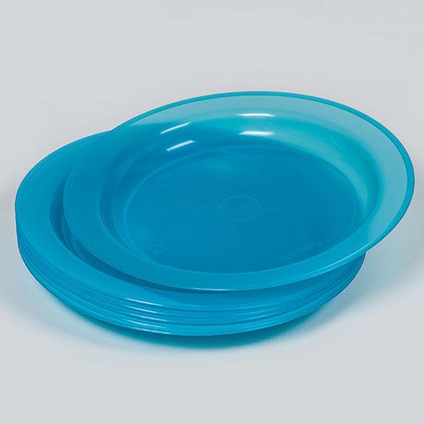 Plastic Bubbles Dinner4