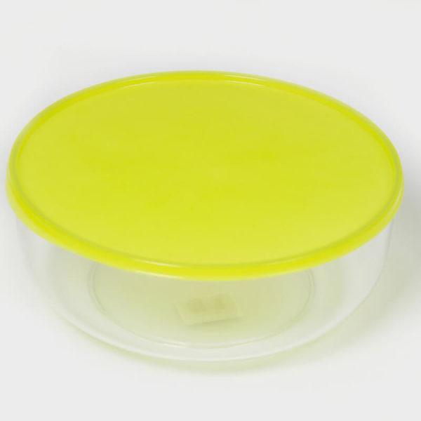 Plastic Bubbles 25cm Salad Bowl 4