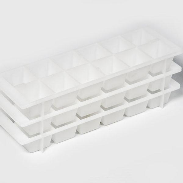 plastic bubbles 3 x Ice cube tray
