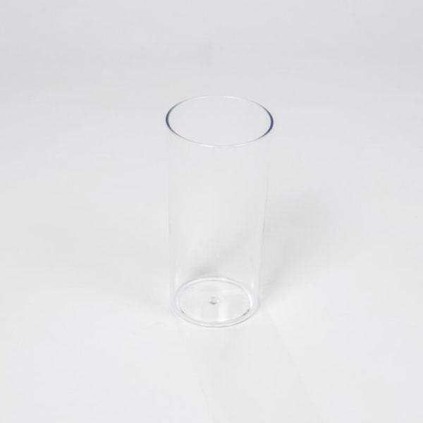 plastic bubbles 365ml hi ball tumbler