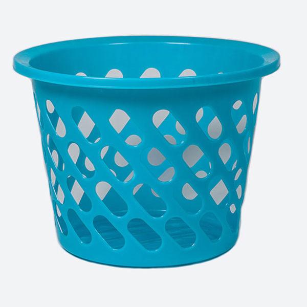 Plastic Bubbles 44cm Laundry Basket 02