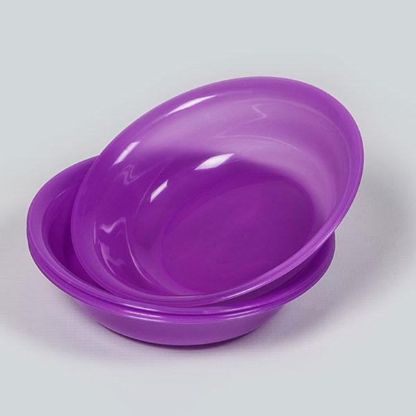 Plastic Bubbles 4x20cm Soup Bowls 02