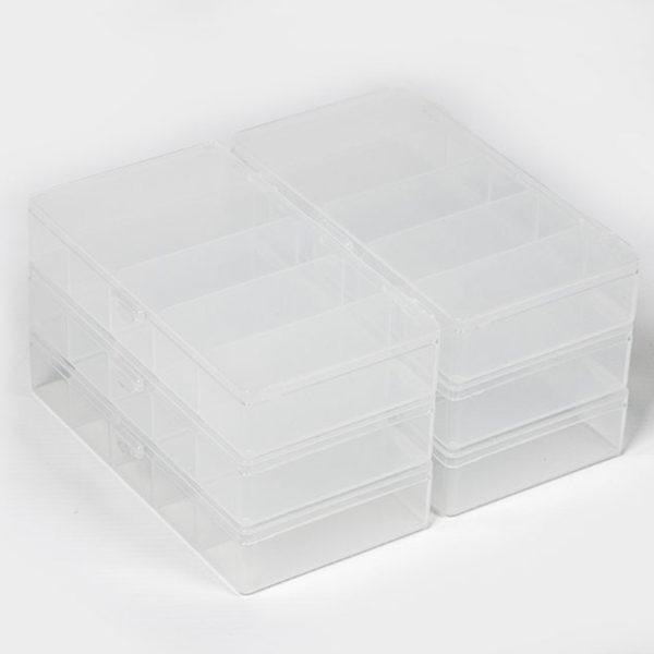 Plastic Bubbles 6 x Medium Utility Boxes