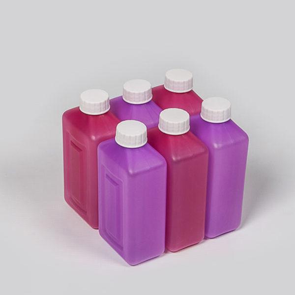 Plastic Bubbles 6x350ml Juice Bottles 02