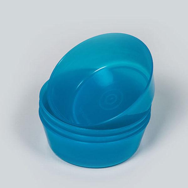 Plastic Bubbles Bowl 02