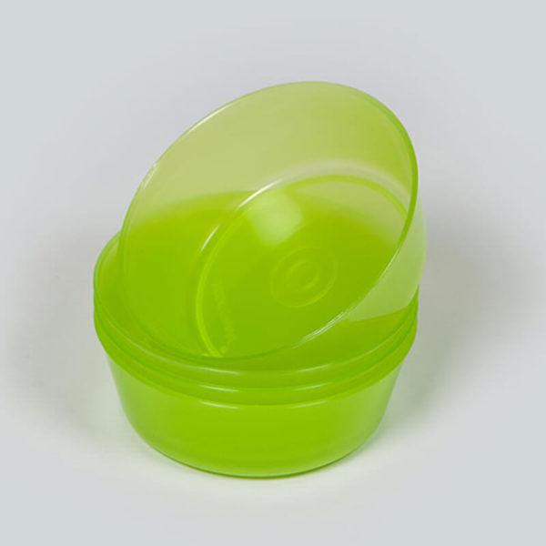 Plastic Bubbles Bowl 03