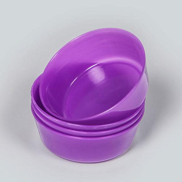 Plastic Bubbles Bowl 04