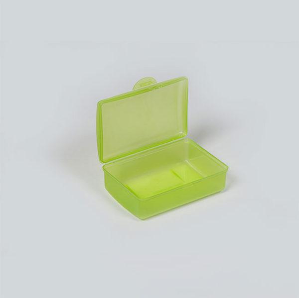 Plastic Bubbles Hinged Soap Box 02